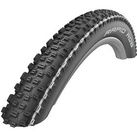 """SCHWALBE Rapid Rob Active Wired-on Tire K-Guard SBC 27.5x2.25"""" schwarz/weiß"""
